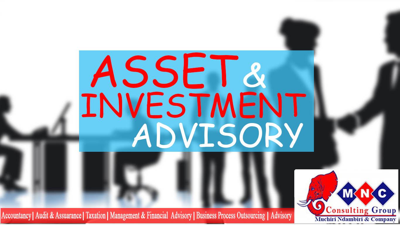 Asset Investment advisory